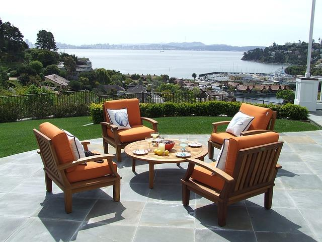 Spring Cleaning Tips For Patio Furniture Cushions Servicemaster